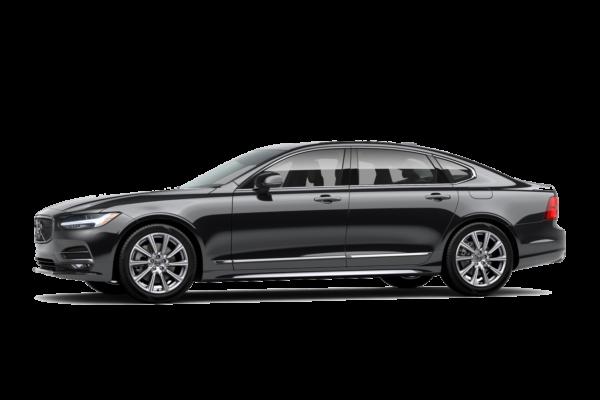 black sedan luxury