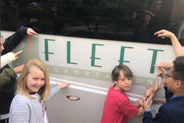 Field trip Shuttles